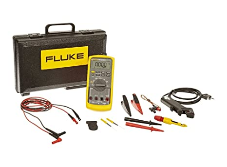Review Fluke 88 V/A KIT