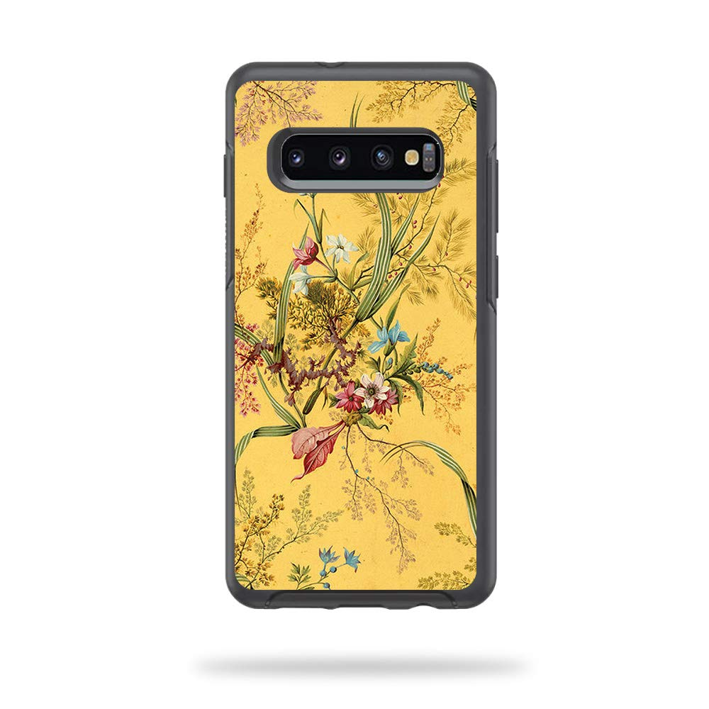 Protective Made in The USA and Unique Vinyl wrap Cover Wheatfield with Cypresses Remove Easy to Apply Durable MightySkins Skin Compatible with Otterbox Symmetry Samsung Galaxy S10+