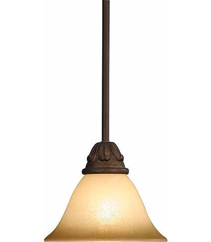 Volume Lighting Durango 1-Light Italian Dusk Mini-Pendant