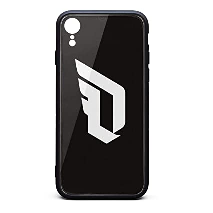 Amazon.com: Damian-Lillard-Logo- Carcasa para iPhone xr ...