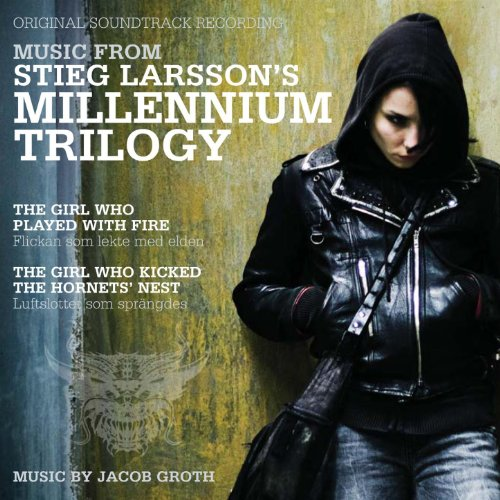 Stieg Larsson's Millennium Trilogy: The Girl With the Dragon Tattoo/The Girl Who Played With Fire/The Girl Who Kicked the Hornets Nest (Stieg Larsson's Millennium Trilogy: The Girl With the Dragon Tattoo/The Girl Who Played With Fire/ T) (Girl With The Dragon Tattoo Soundtrack Vinyl)