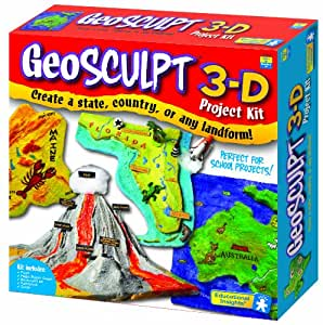 Educational Insights Geosculpt 3D