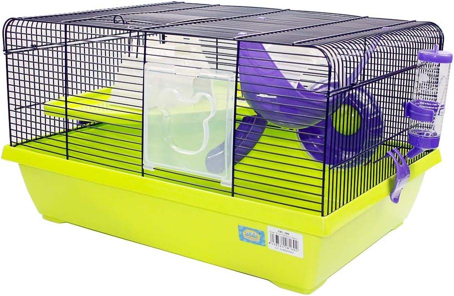 Jaula para hamster 51*37*24cm: Amazon.es: Productos para mascotas
