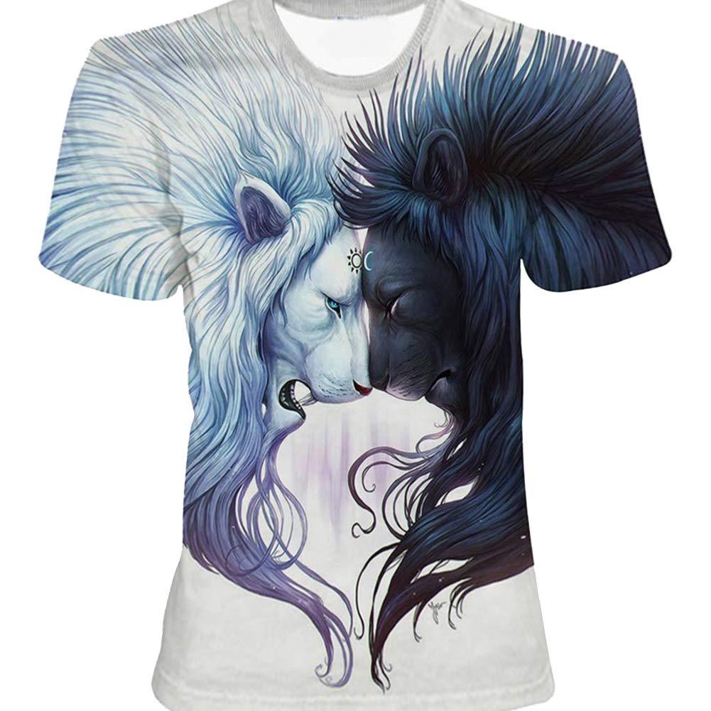 NANDY PERSONAL CARE Boy And Girl T-Shirt 3D Game Print T-Shirt Sweatshirt
