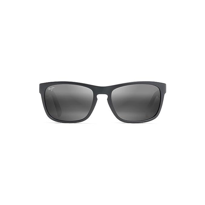 06e0878800 Maui Jim Sunglasses South Swell 755-2M Matt Black Neutral Grey  Maui ...