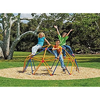 Amazon.com: Easy Outdoor Space Dome Climber – Rust and UV