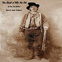 THE GHOST OF BILLY THE KID: 31 HORRIFYING TALES FROM THE DEAD, BOOK 7