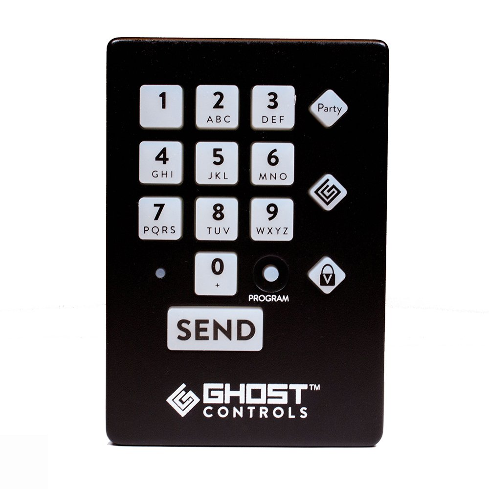 Amazon.com: Ghost Controls AXWK Premium - Teclado ...