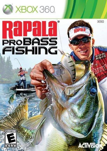 Rapala Pro Bass Fishing 2010 - Xbox 360 by