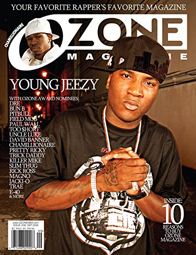 OZONE Magazine #49 - Sep 2006 - Young Jeezy / Tampa - Ave Tampa