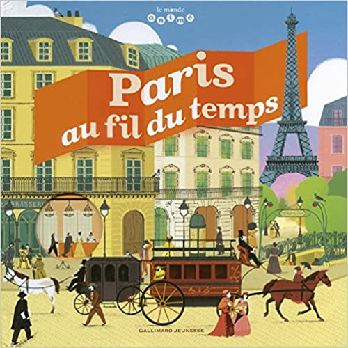 Download Paris au fil du temps epub pdf