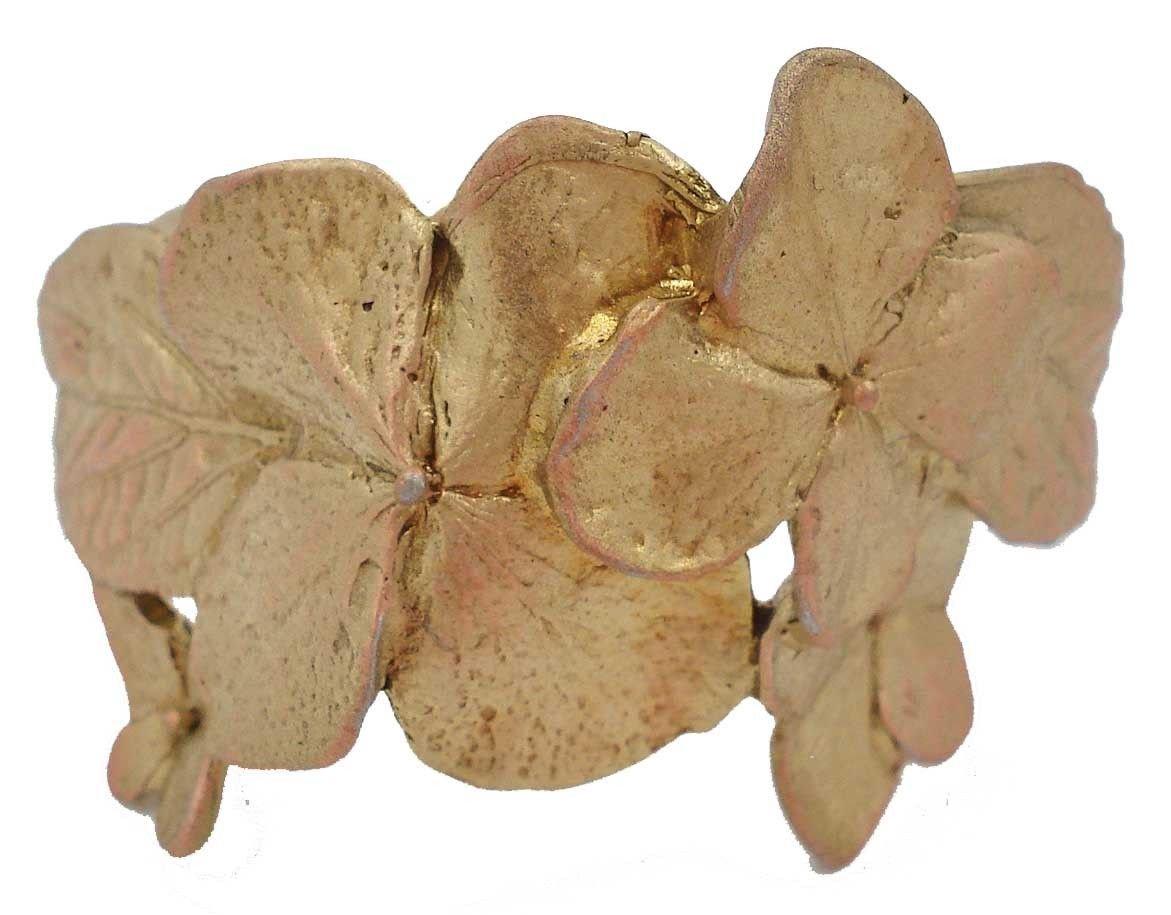 Hydrangea Napkin Rings by Michael Michaud NR9475AB