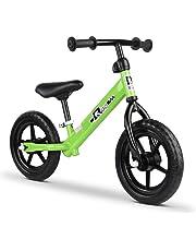 Rigo 12 Inch Kids Balance Bike - Green