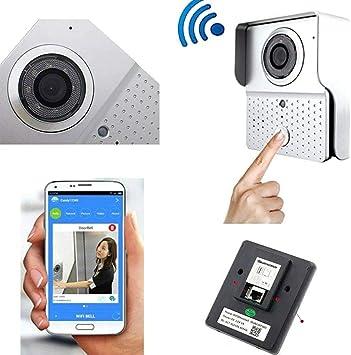 interfono Wifi videoportero Conexión aplicación Smartphone App ...