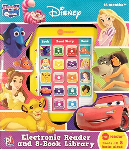 Disney Friends Me Reader 3 Inch 8 Book Disney Friends