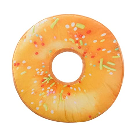Amazon.com: Fxbar Sweet Donut Foods - Funda de cojín de ...
