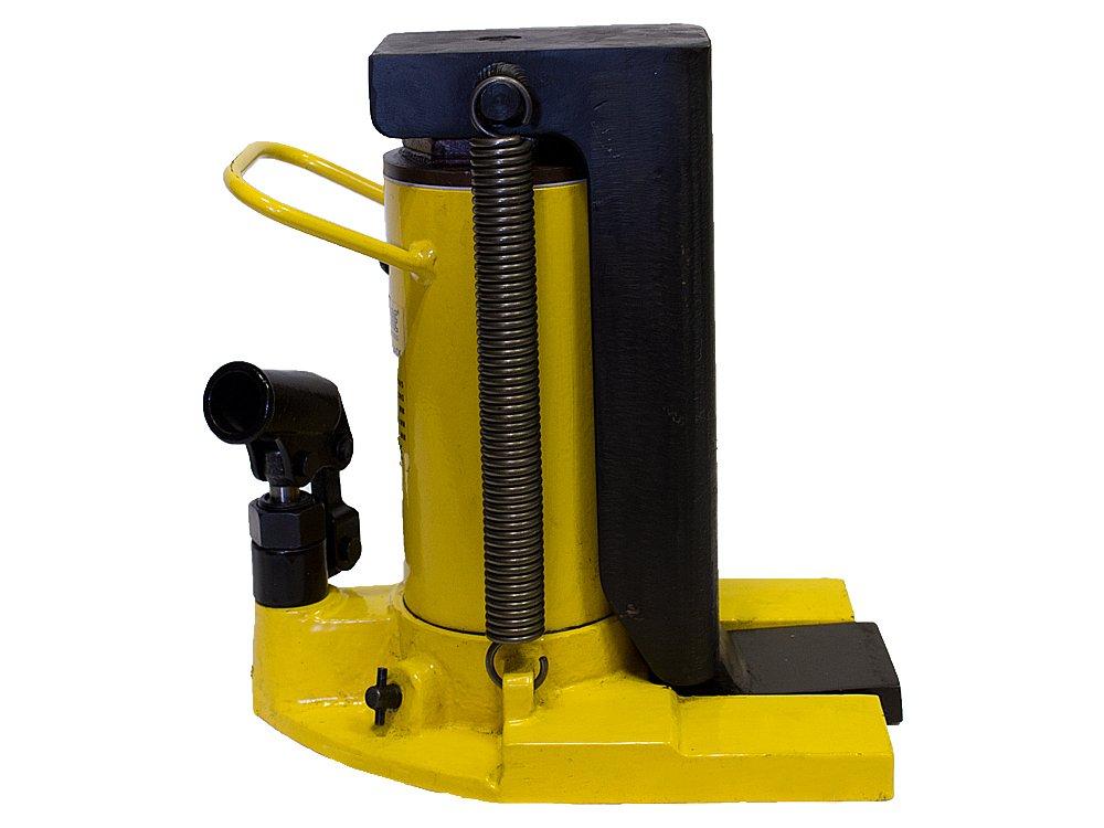 10 Ton Hydraulic Toe Jack Ram Machine Lift Cylinder QD-10 by HYDRAFORE (Image #3)