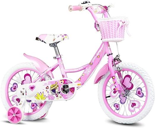 Bicicletas niños niña de 12/14 Pulgadas Deportes al Aire Libre ...