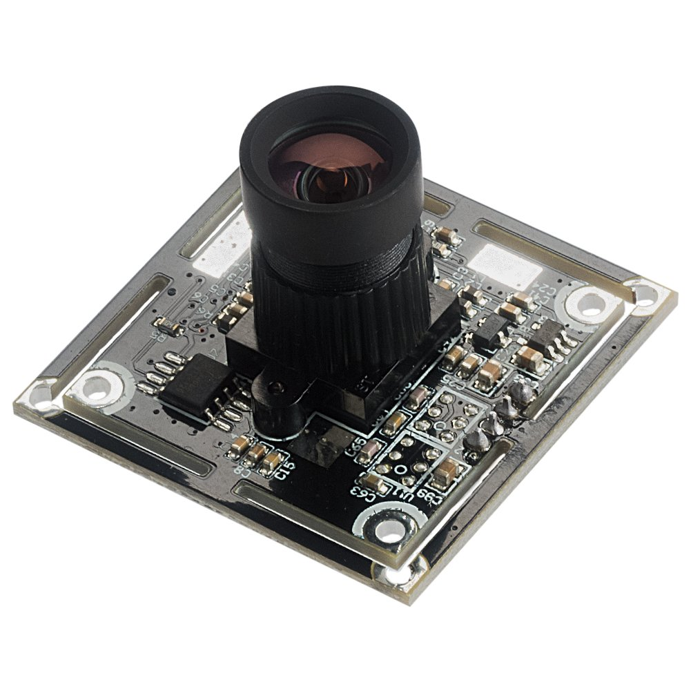 Spinel 8MP USB Camera Module SONY IMX179 Sensor with Non-distortion Lens FOV 80 degree, Support 3265x2448@15fps, UVC Compliant, Support most OS, Focus Adjustable, UC80MPA_ND