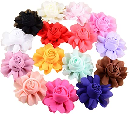 PET SHOW 100 Valentines Day Dog Collar Charms Flower Bows Bowties Accessories for Cat Puppy Collars Attachment Small Dogs Rabbit Grooming