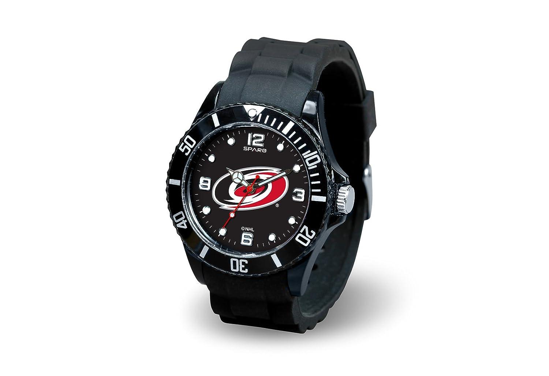 Rico Sparo WTSPI8001 NHL Carolina Hurricanes Spirit Watch   B00DSL5V84
