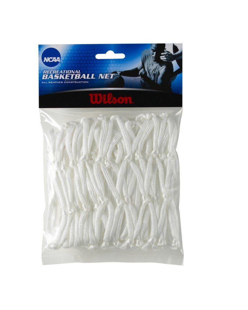 ウィルソンNCAA RecreationalバスケットボールNet B005FXLZ3I ホワイト