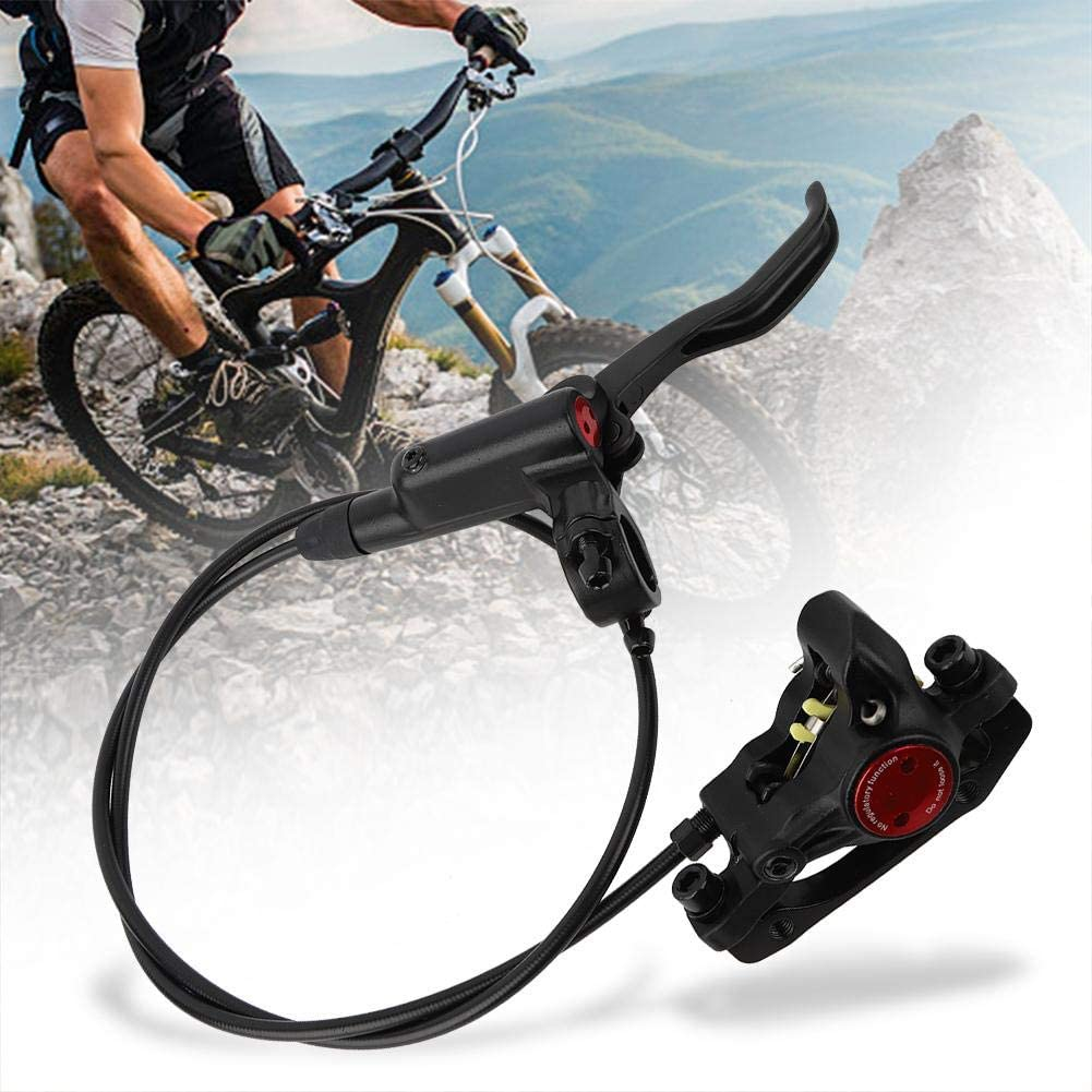 MAGT Bike Disc Brake Levers Single-Front Right Aluminum Alloy Bike Hydraulic Disc Brakes Levers for Mountain and Road Bike