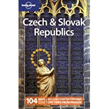 Lonely Planet Czech & Slovak Republics 6th Ed.: 6th Edition