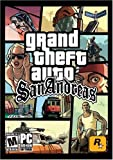 Grand Theft Auto: San Andreas ( DVD-ROM ) - PC