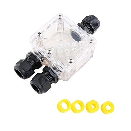 Caja de Conexiones, EgoEra® Electricas IP68 Estanca Impermeable Caja de Conexiones / Cajas de