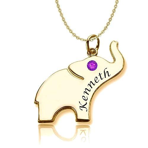 1818ed2f79455 Amazon.com: Amandasessom Customized Owl Necklace Engraving Any Name ...