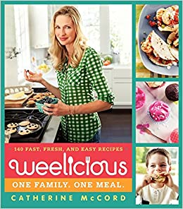 Weelicious 140 fast fresh and easy recipes catherine mccord weelicious 140 fast fresh and easy recipes catherine mccord 9780062078445 amazon books forumfinder Choice Image