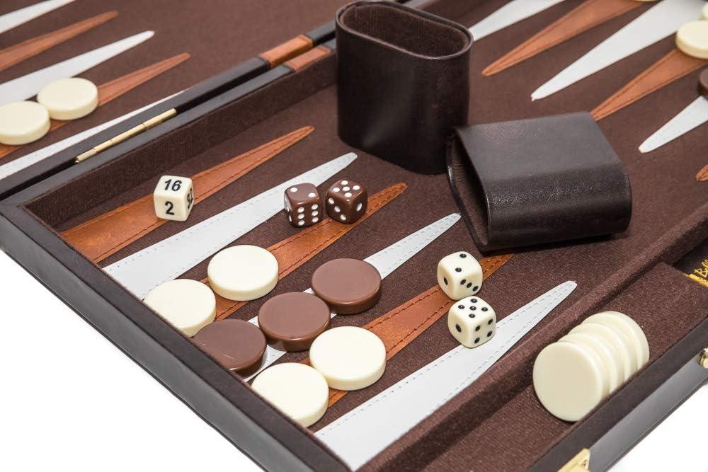 Tompkins Square Backgammon Set 15 Bello Games New York Inc.
