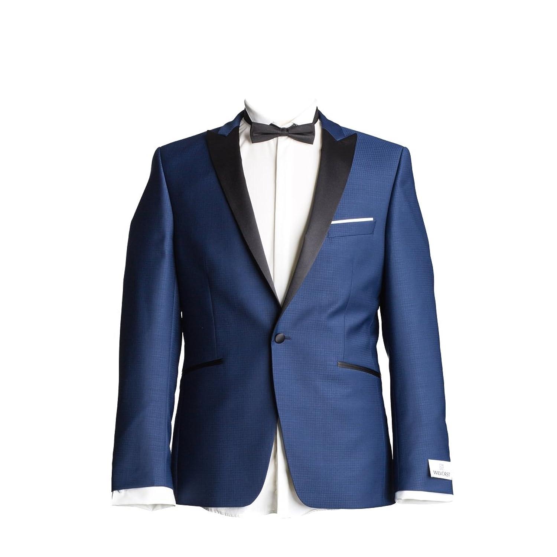 Hochzeitsanzug Herren WILVORST Smoking Hose Mitternachtsblau