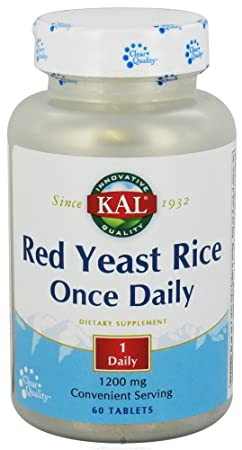 Once Daily Red Yeast Rice
