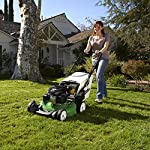 Lawn-Boy 17734 21-Inch 6.5 Gross Torque Kohler Electric Start XTX OHV, 3-in-1 Discharge Self Propelled Lawn Mower 17 Electric start is the easiest way to start your mower; just turn the key and mow 2-Point Height-of-Cut System allows you to quickly adjust cutting heights from one side of the mower 3 year Tru-Start Commitment - starts with 1 or 2 pulls or Lawn-Boy will fix it for free