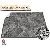 """Battle Game Mat - 48"""" x 72"""" - Table Top Role Playing Game Map - Wargaming Role Play Mat - RPG Dust Warefare & Flames of War - Reusable Miniature Figure Board Games - 40k Warhammer Gaming Vinyl"""