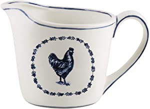 Home Essentials 61580 Molly Hatch Vintage Farm Rooster Design 32 Oz. Measuring Cup, 5-inch High