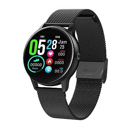 Amazon.com : Yuege 1.22 inch Screen DT88 Smart Watch, IP68 ...