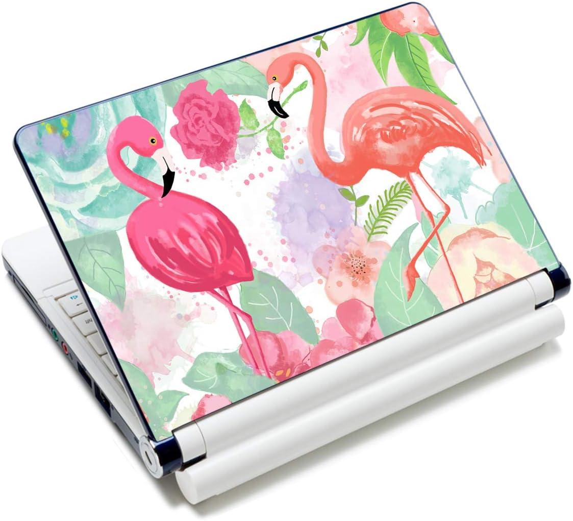 Floral Sticker Laptop Wood HP Omen Universal Laptop Skin Dell Inspiron Asus Skin Lenovo Yoga Toshiba Skin Acer Decal LG Sticker DR3422