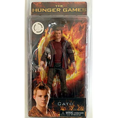The Hunger Games Movie Cato 7 Inch Scale Action Figure (14+): Toys & Games