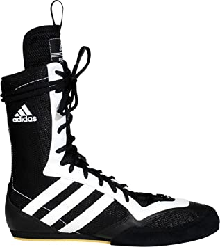 the latest 3df64 f8d17 Amazon Botas es 5 Boxeo De Tygun Ii Negroblanco Adidas 12 zg