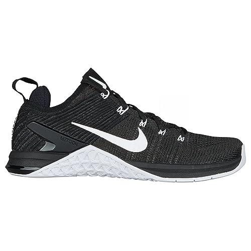 Nike Wmns Metcon Dsx Flyknit 2, Zapatillas de Running para Mujer, Negro (Black