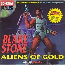 Blake Stone Aliens of Gold