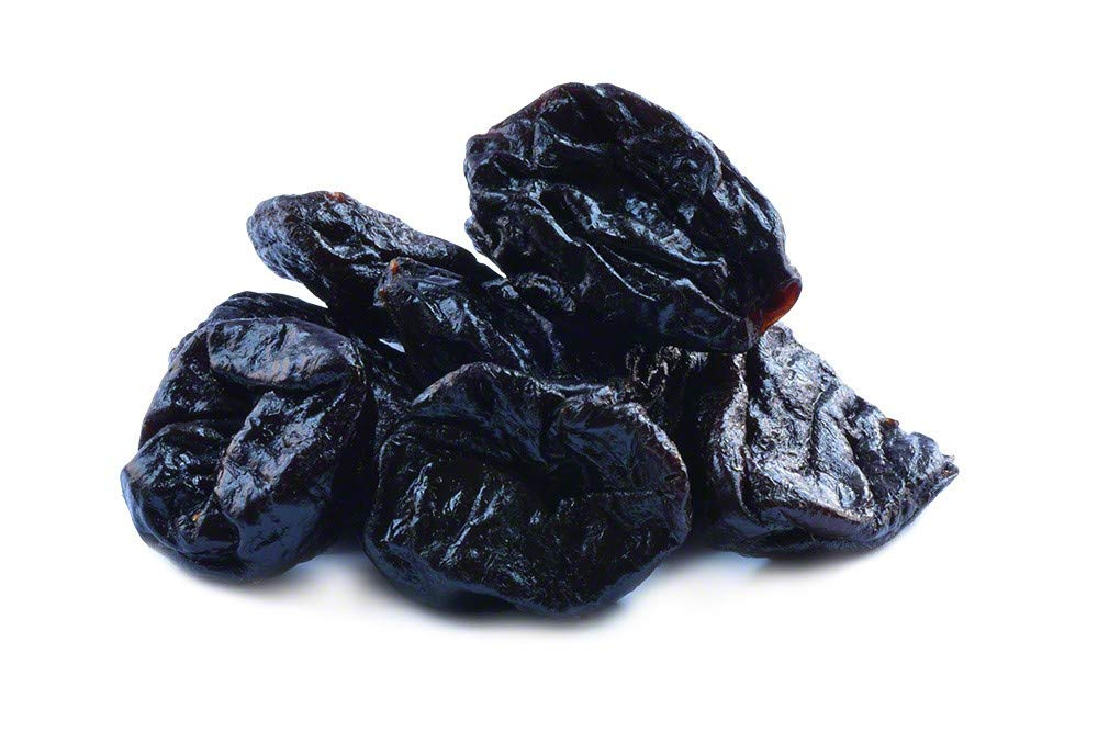 Dried Plums/Pitted Prunes (1lb Bag)