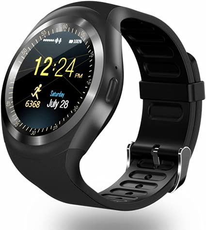 Amazon.com: Fitz SmartWatch visualización táctil reloj ...