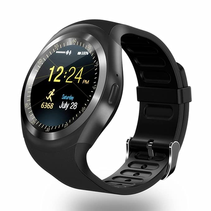 Amazon.com: FITZ Smartwatch Touch Screen Smart Watch Fitness ...