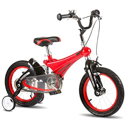 Bicicletas HAIZHEN Cochecito niños, 12 Pulgadas / 14 Pulgadas / 16 Pulgadas con Ruedas de