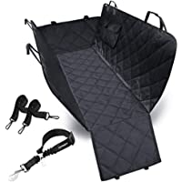 URPOWER Dog Seat Cover Car Seat Cover for Pets 100%Waterproof Pet Seat Cover Hammock…