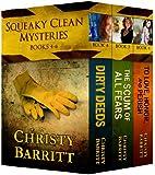 Squeaky Clean Mysteries Book Bundle, Books 4-6